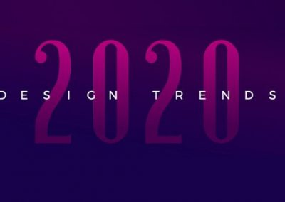 The Digital and Graphic Design Trends of 2020 [Infographic]