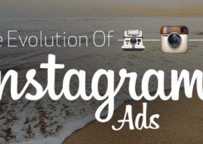 The Evolution of Instagram Ads [Infographic]