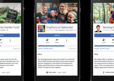 The Good, The Bad, and The Ugly of Nonprofit Fundraising on Facebook