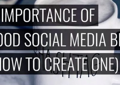 The Importance of a Good Social Media Bio (and How to Create One)