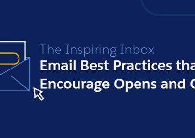 The Inspiring Inbox: Email Best Practices that Encourage Opens and Clicks [Infographic]
