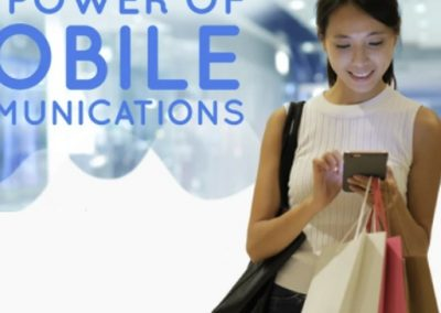 The Power of Mobile Communication [Infographic]