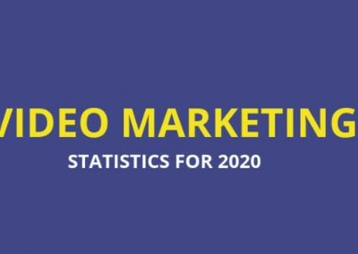 The Power of Video: 44 Stats for Marketers & Business Owners in 2020 [Infographic]