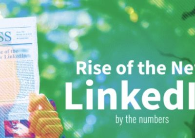 The Rise of the New LinkedIn (by The Numbers) [Infographic]