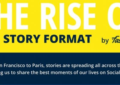 The Rise of the Story Format [Infographic]