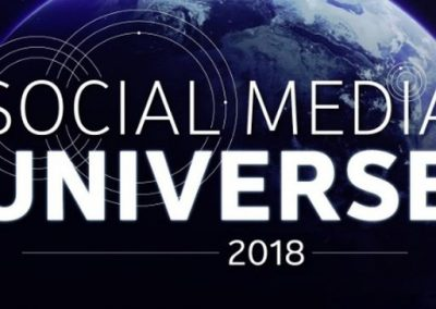 The Social Media Universe 2018 [Infographic]