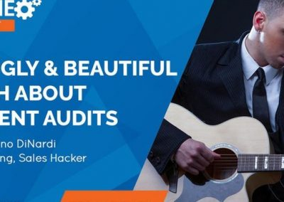 The Ugly and Beautiful Truth About Content Audits