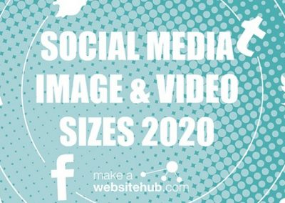 The Ultimate Social Media Image and Video Size Guide for 2020 [Infographic]