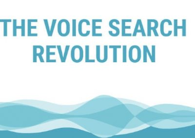 The Voice Search Revolution [Infographic]