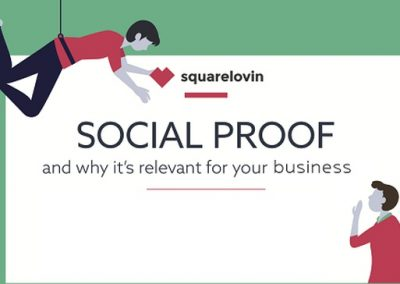 The Why and How of Social Proof for Your Business [Infographic]