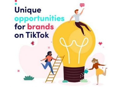 TikTok Shares New Overview of 'Unique Opportunities for Brands' on its Platform [Infographic]