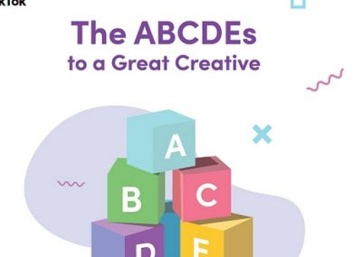 TikTok's ABCDEs of Great Brand Content [Infographic]
