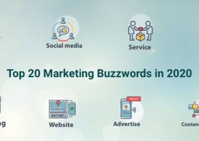 Top 20 Marketing Buzzwords in 2020