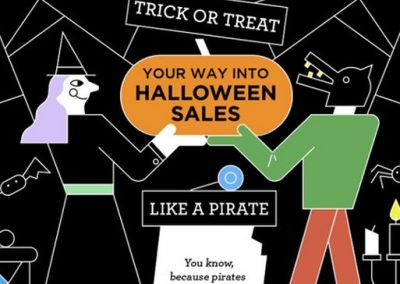 Trick or Treat Your Way into Halloween [Infographic]