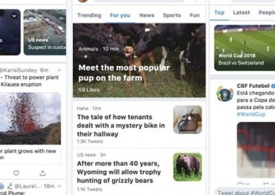 Twitter Announces Major Updates for Content Discovery and Real-Time Alerts