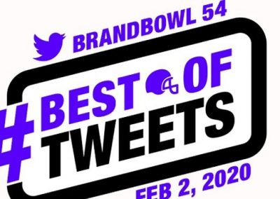 Twitter Announces Winners of Third 'Brand Bowl' Based on Super Bowl Campaigns