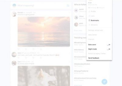 Twitter Brings 'Bookmarks' to Desktop, Providing Access Across Devices