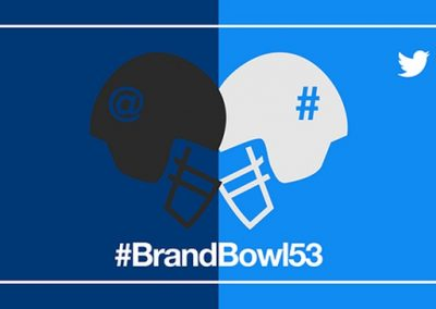 Twitter Launches 2019 #BrandBowl to Celebrate Super Bowl Campaigns