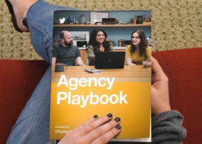 Twitter Launches New 'Agency Playbook' to Help Businesses Better Understand the Platform