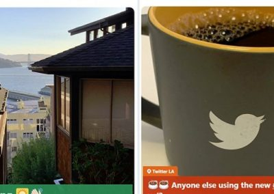 Twitter Launches New Camera Tools to Increase Visual Focus