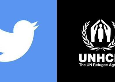 Twitter Partners with UNHCR on New Campaign to Raise Funds for Refugees