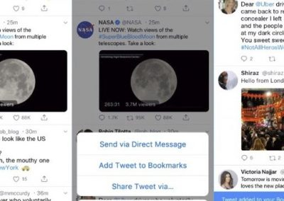 Twitter's Rolling Out its New 'Bookmarks' Feature to All Users