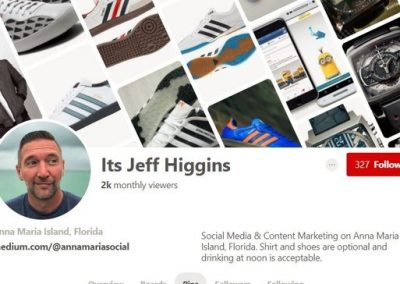 Using the New Pinterest Profile Design to Your Advantage