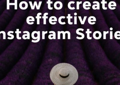 What Makes a High Performing Story – According to Instagram [Infographic]