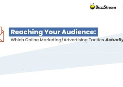 Which Digital Outreach Tactics Actually Work in 2020? [Infographic]