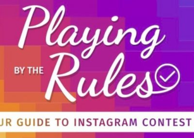 Why Instagram Contests Rule – and How to Play by the Rules [Infographic]