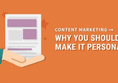 Why You Should Make Your Content More Personal [Infographic]