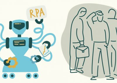 Will Robotic Process Automation Replace Human Workers?
