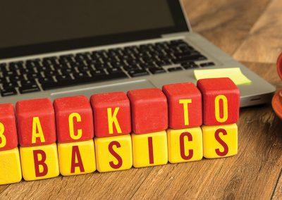 With B2B Marketing, Its Back to the Basics
