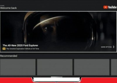YouTube Adds New 'Masthead' Ad Option for TV-Connected Viewers