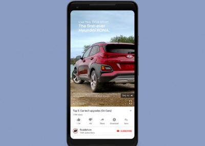 YouTube Adds Vertical Video Ad Options, Moving with Usage Trends
