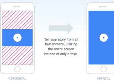 5 Reasons Why Your Business Needs to Start Making Vertical Video for Social Media