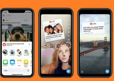 Reddit Launches New Content Sharing Integration with Snapchat