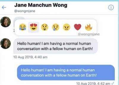 """Twitter Tests Emoji """"Reactions"""" for Direct Messages"""